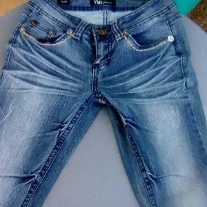 YMI jeans, women's, size 3, women's, pre-owned, ex